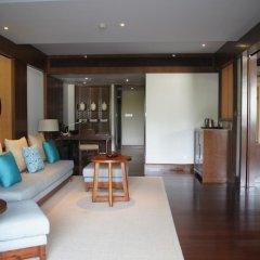 Отель Anantara Sanya Resort & Spa 5* Люкс с различными типами кроватей фото 6