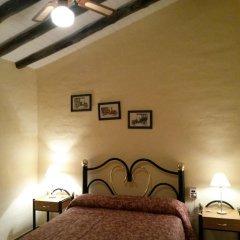 Отель Cabañas El Eden Сан-Рафаэль комната для гостей фото 4