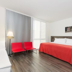 TRYP Berlin Mitte Hotel 4* Стандартный номер с различными типами кроватей фото 5