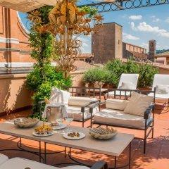 Grand Hotel Majestic già Baglioni 5* Люкс с различными типами кроватей фото 8