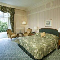 Grand Hotel Wien 5* Номер Делюкс с различными типами кроватей