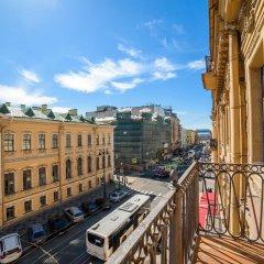 Мини-отель Дом Чайковского балкон фото 2