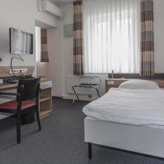 Отель Townhouse Düsseldorf 3* Стандартный номер с различными типами кроватей фото 6