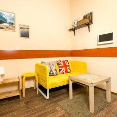 Хостел Dacha Стандартный номер с 2 отдельными кроватями фото 5