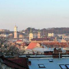 Гостиница Lviv Tour Apartments Украина, Львов - отзывы, цены и фото номеров - забронировать гостиницу Lviv Tour Apartments онлайн балкон