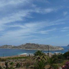 Отель Agios Pavlos Studios пляж