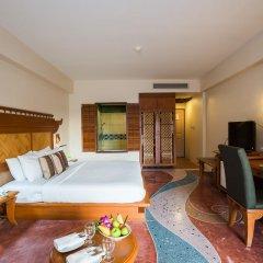 Отель Aonang Princeville Villa Resort and Spa 4* Номер Делюкс с различными типами кроватей фото 9