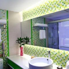 Grand Chu Hotel ванная