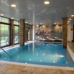 Отель Forest Nook Aparthotel Болгария, Пампорово - отзывы, цены и фото номеров - забронировать отель Forest Nook Aparthotel онлайн бассейн