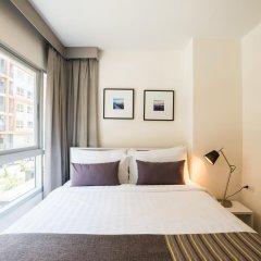 Отель The Grass Serviced Suites by At Mind Люкс с различными типами кроватей фото 3