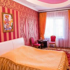 Гостиница Малибу Полулюкс с разными типами кроватей фото 15