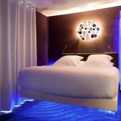 Seven Hotel Paris 4* Стандартный номер с различными типами кроватей