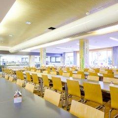 Hi Munich Park Youth Hostel Мюнхен помещение для мероприятий