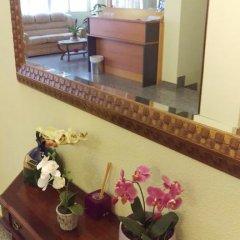Отель Hostal San Roque в номере фото 2