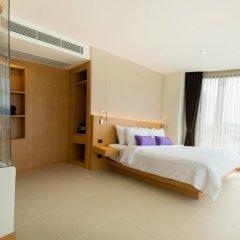 Отель The Lunar Patong 3* Люкс с двуспальной кроватью фото 2