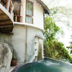Отель Thipwimarn Resort Koh Tao Таиланд, Остров Тау - отзывы, цены и фото номеров - забронировать отель Thipwimarn Resort Koh Tao онлайн бассейн фото 2