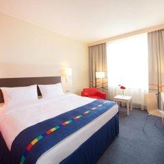 Гостиница Park Inn by Radisson Ярославль 4* Стандартный номер с различными типами кроватей фото 4