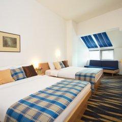 Гостиница Novotel Moscow Centre 4* Улучшенный номер с различными типами кроватей фото 4