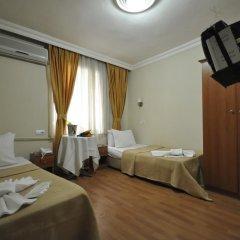 Отель Sen Palas 3* Стандартный номер с 2 отдельными кроватями