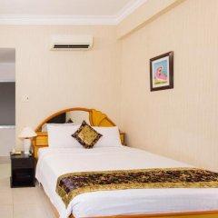 Brandi Nha Trang Hotel 3* Стандартный номер с разными типами кроватей фото 11
