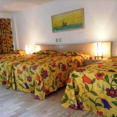 Sands Acapulco Hotel & Bungalows 2* Стандартный номер с разными типами кроватей фото 3