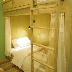 Отель The Luna 2* Кровать в женском общем номере двухъярусные кровати фото 2