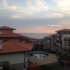 Отель ARENA Aparthotel пляж