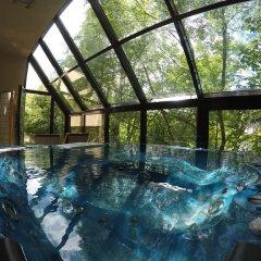 Отель Sunshine Chalet Польша, Закопане - отзывы, цены и фото номеров - забронировать отель Sunshine Chalet онлайн бассейн фото 3
