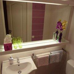 Отель Citadella Guesthouse Будапешт ванная фото 2