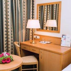 Erzsebet Hotel City Center 3* Стандартный номер с различными типами кроватей фото 5