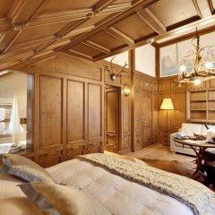 Ambra Cortina Luxury & Fashion Boutique Hotel 4* Люкс с различными типами кроватей фото 5