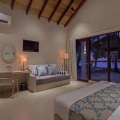 Отель Malahini Kuda Bandos Resort 4* Стандартный номер с различными типами кроватей фото 5