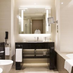 Отель Hyatt Regency Dubai Creek Heights 5* Стандартный номер с различными типами кроватей фото 15