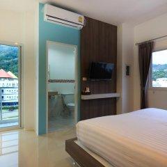 Отель The Journey Patong 3* Стандартный номер с различными типами кроватей фото 6