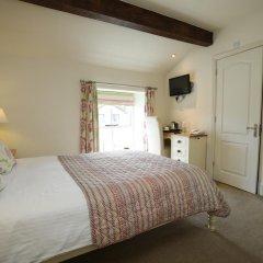 Отель The Craven Heifer Inn 4* Стандартный номер с различными типами кроватей фото 4