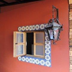 Отель Casa Coyoacan Стандартный номер фото 15