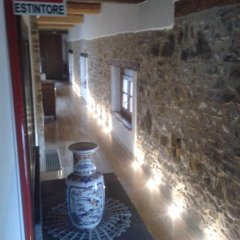 Отель Alloggio Agrituristico Conte Ottelio Прадамано интерьер отеля фото 2