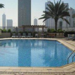 Апартаменты Dream Inn Dubai Apartments - Burj Residences Дубай бассейн