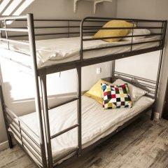 Bi-Pi Hostel Стандартный номер с разными типами кроватей фото 38