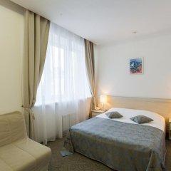 Гостиница Визави 3* Номер Комфорт разные типы кроватей фото 9