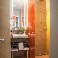 Гостиница Mercure Тюмень Центр 4* Улучшенный номер двуспальная кровать фото 2
