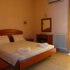 Отель Athinaiko 2* Стандартный номер с различными типами кроватей фото 5