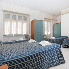 Отель Albergo Athena 3* Стандартный номер с различными типами кроватей фото 17