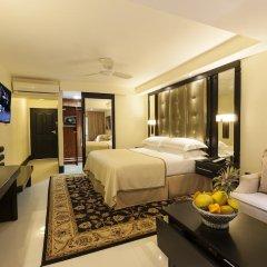 Terra Nova All Suite Hotel комната для гостей фото 5