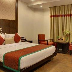 Отель Godwin Deluxe Индия, Нью-Дели - 1 отзыв об отеле, цены и фото номеров - забронировать отель Godwin Deluxe онлайн комната для гостей фото 5