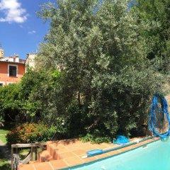 Отель El Baciyelmo Трухильо бассейн