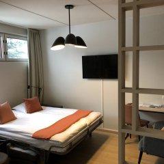 Airport Hotel Pilotti 3* Стандартный номер с различными типами кроватей фото 18