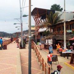 Guacamayo Hostel Pueblo гостиничный бар