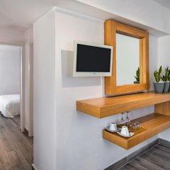 Hotel Thireas 4* Люкс с различными типами кроватей фото 21