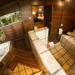 Отель Chachagua Rainforest Ecolodge 3* Стандартный номер с различными типами кроватей фото 10